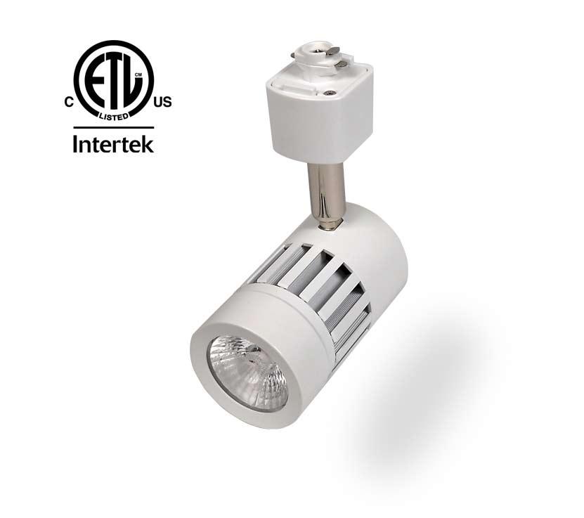 Custom Flexible Track Lighting: Integrated High CRI Dimmable LED Track Light- 8W