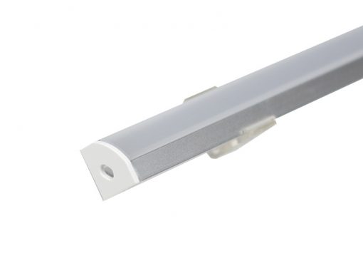 LED Aluminum Corner Channel