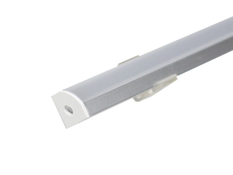 Aluminum Channel Corner Mount Lumicrest High Cri Led