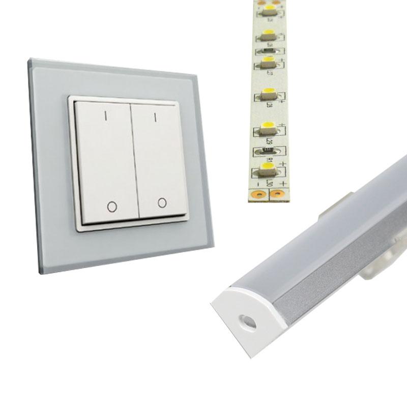 LED Flexible Strip Systems & EasyLinx Modular System