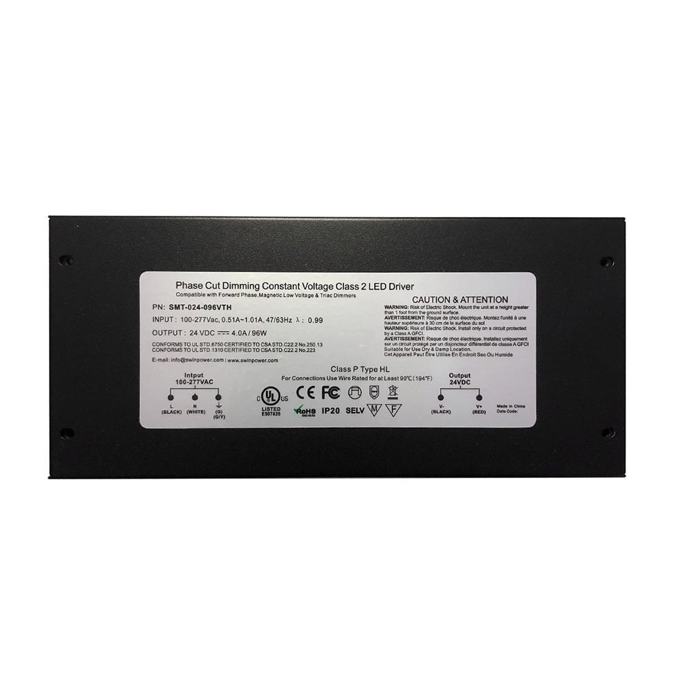 96 watt AC Dimmable power supply