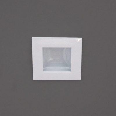 Square LED Alcove Light