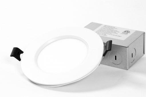 CCT switching slim downlight 90 CRI