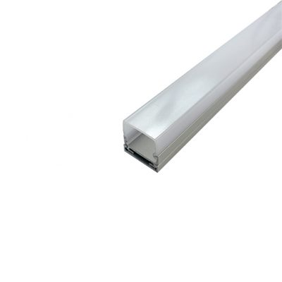 Square-Front Channel for LED Strip