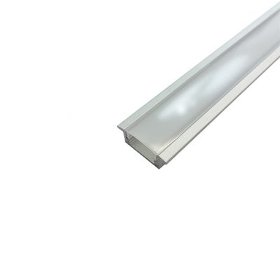 Shallow Recessed Aluminum Channel