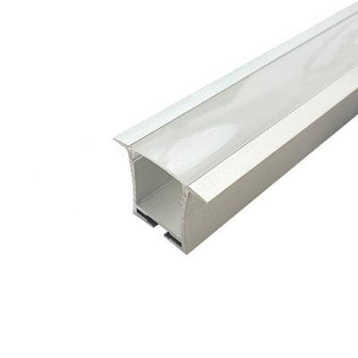 Deep recessed channel for LED Strip