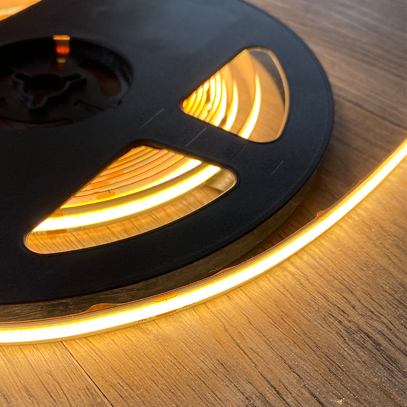Dotless LED Strip