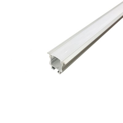 Deep Recessed Channel with Spring Clip for LED Strip