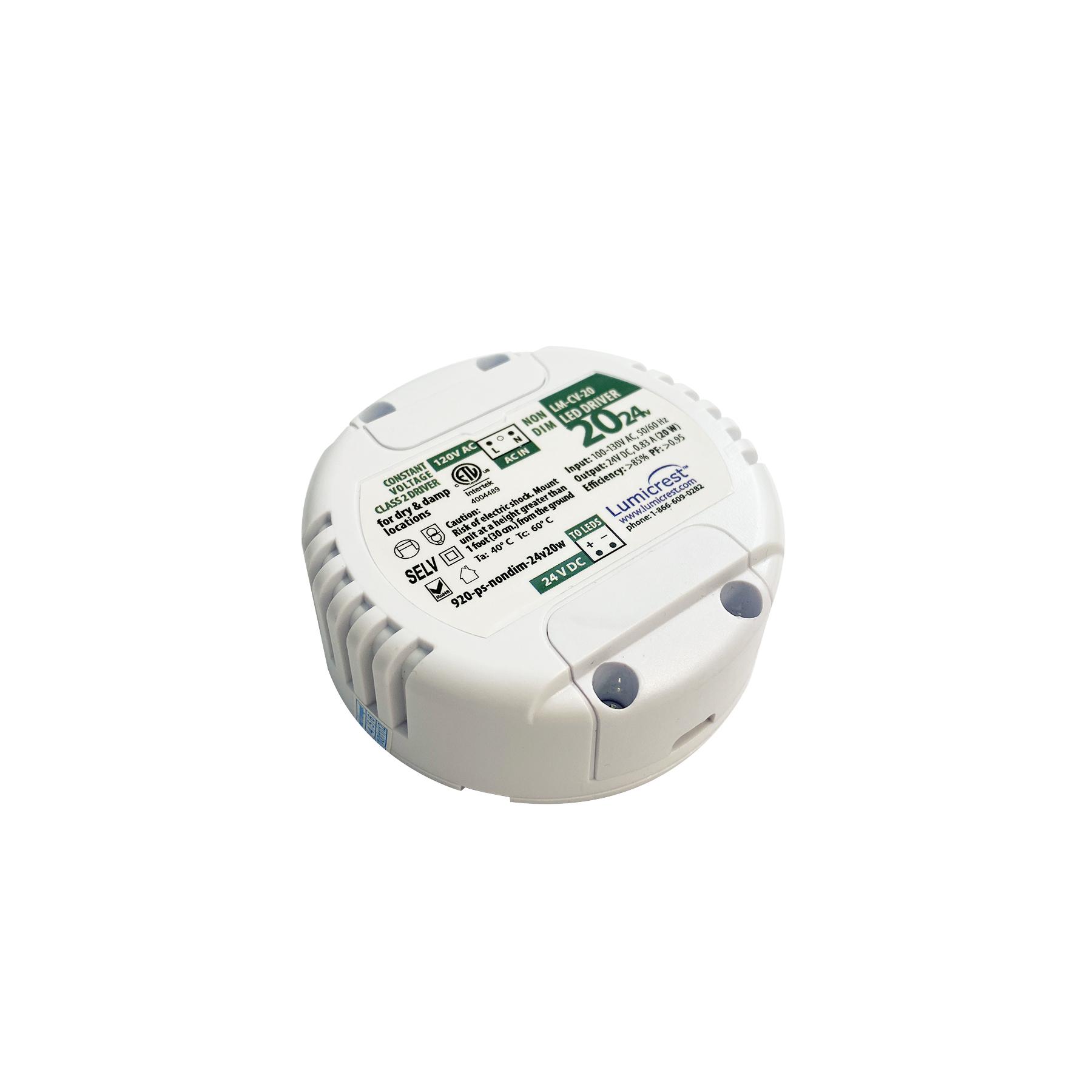 24v 20 watt Power Supply for LED Strip
