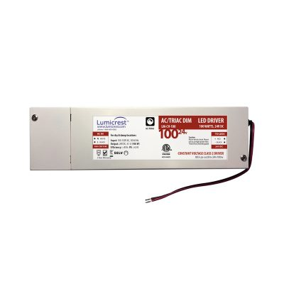 100w AC/Triac Dimmable Power Supply for LED Strip