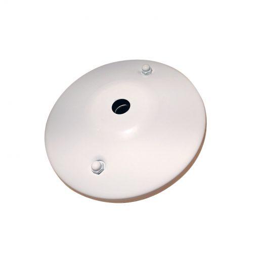 White Ceiling Cap